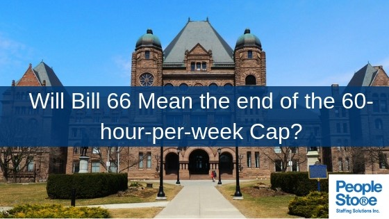Will Bill 66 Mean the end of the 60-hour-per-week Cap?